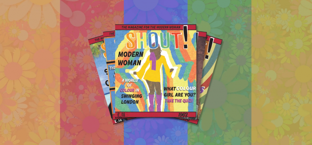 SHOUT! The Mod Musical (Behind the Scenes)