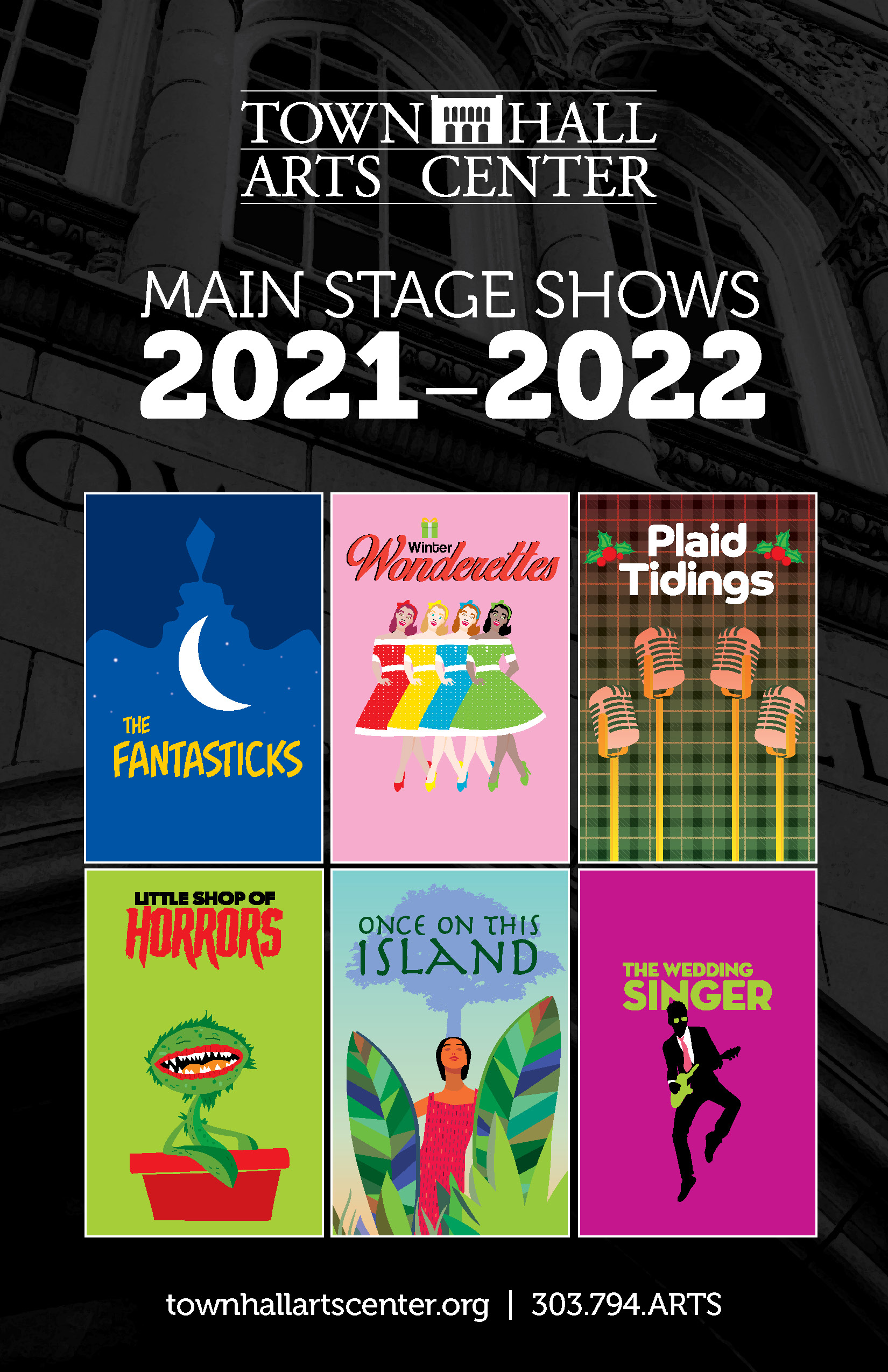2021-2022 Main Stage Shows