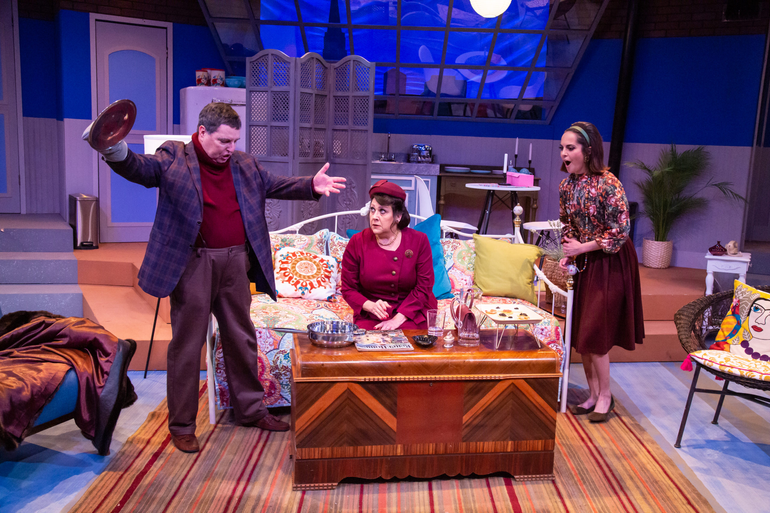 Barefoot in the Park - Town Hall Arts Center
