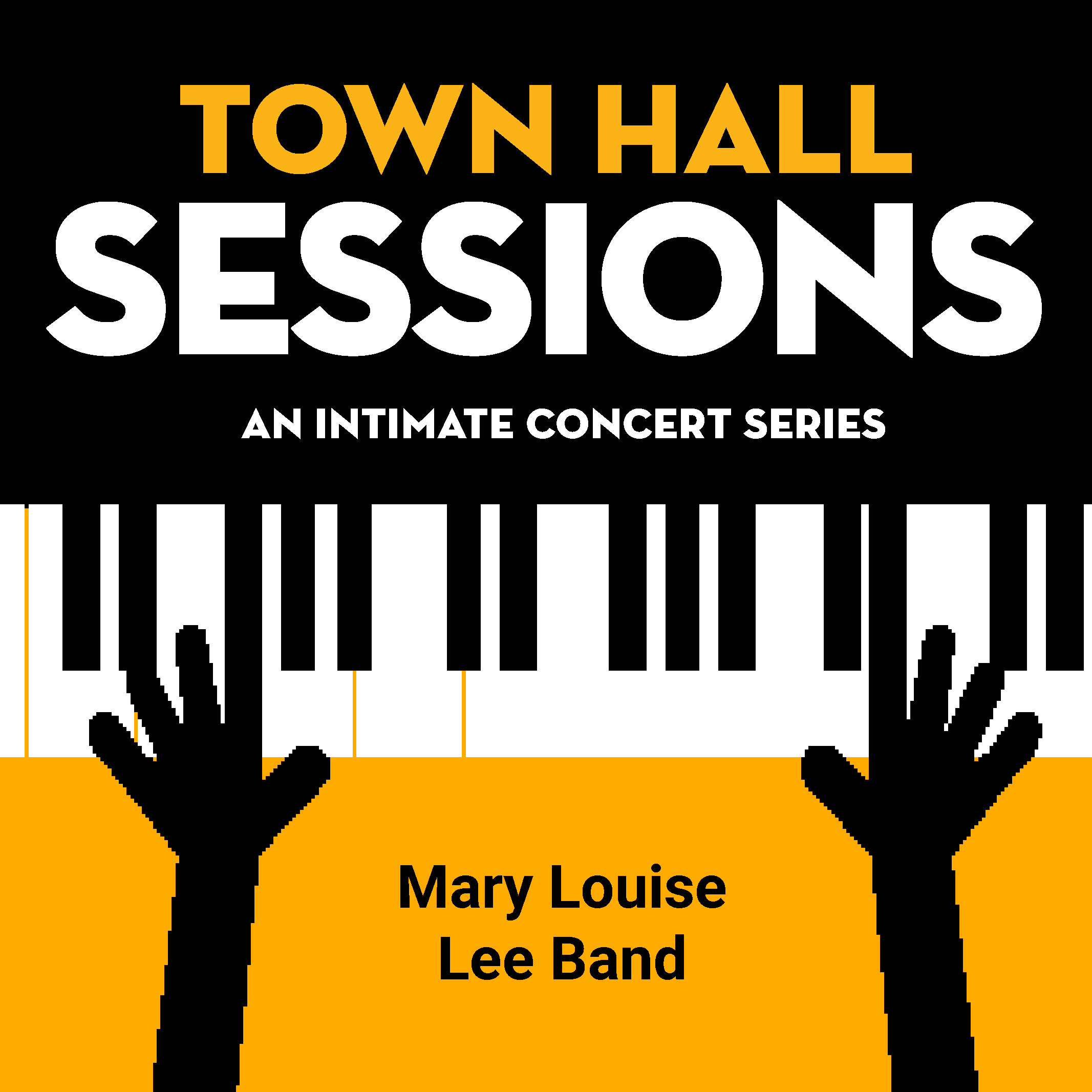 Town Hall Sessions - Mary Louise Lee Band